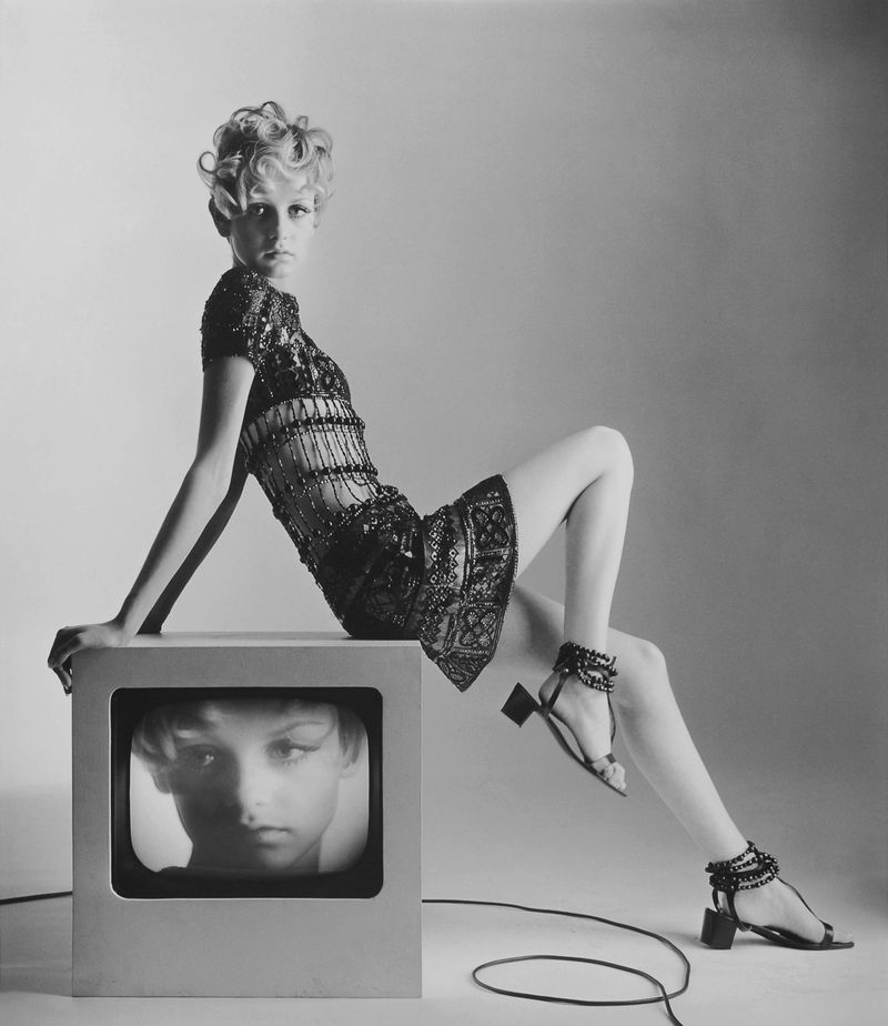 Twiggy by Bert Stern